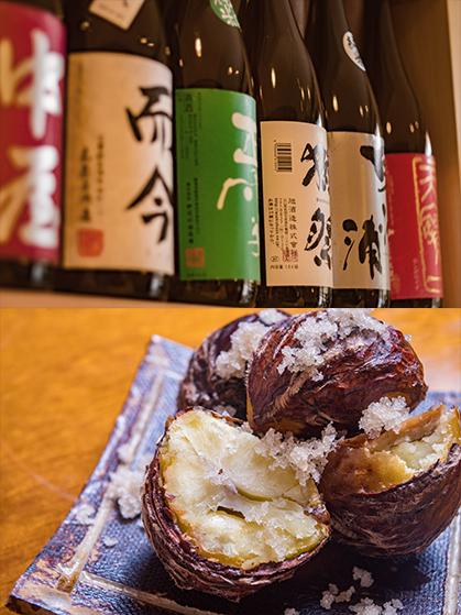 和食のこと。日本酒のこと。